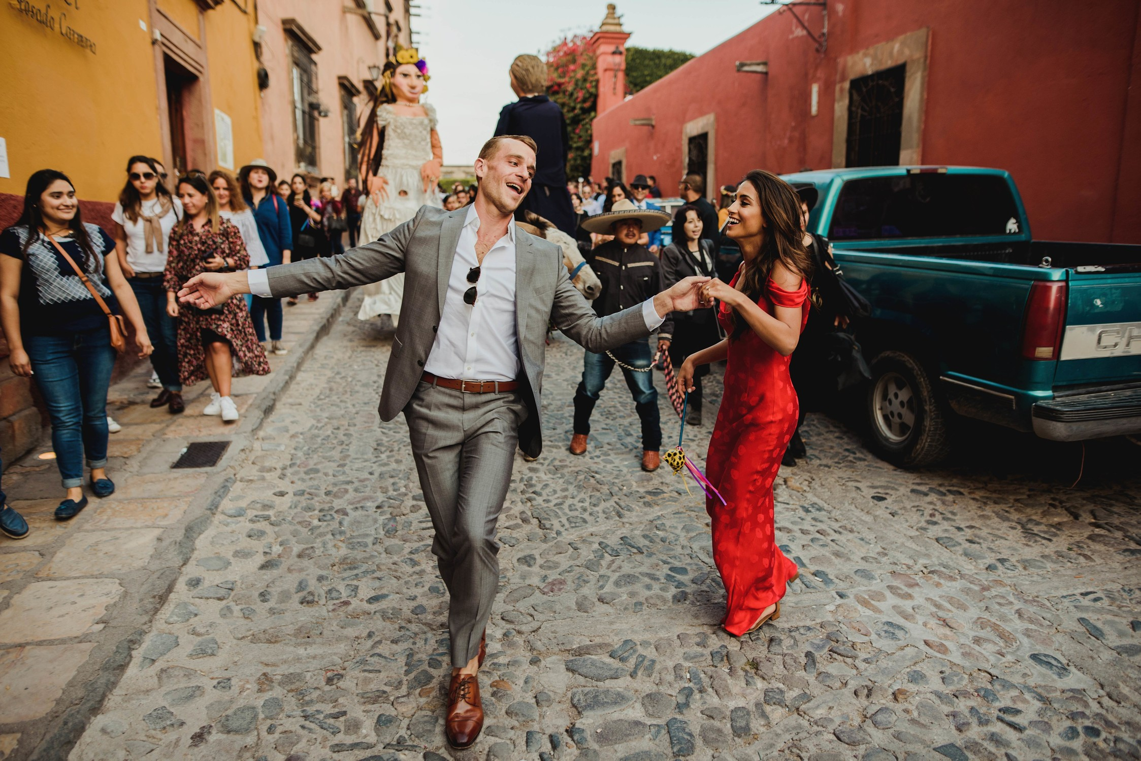 Mexico Destination Wedding - Bahar & Nick - Virginia & Evan